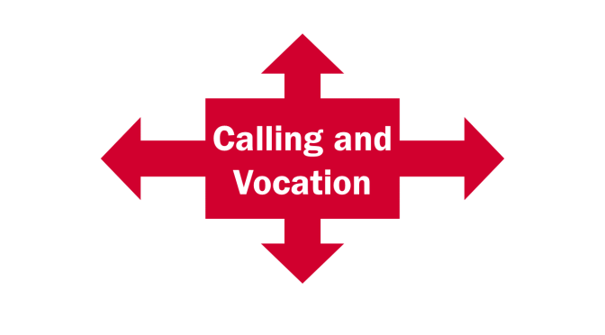 Calling and Vocation (4): Rooted in God
