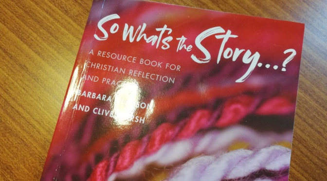 Recommended read: So What's the Story…?