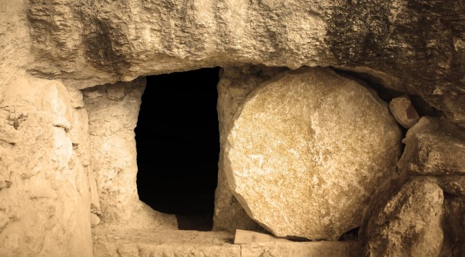 Jesus Christ is risen! – Is he?