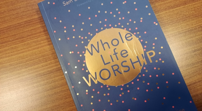 Book: Whole Life Worship